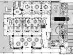[安徽]全套完整海鲜酒家室内设计施工图
