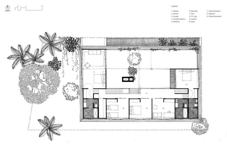澳大利亚MittiStreet住宅-11