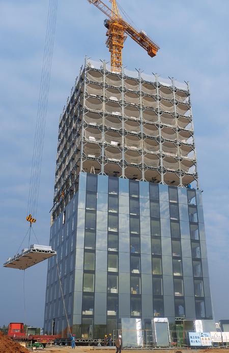 长沙装配式建筑发展进入快车道 2020年占新建建筑比例将达45%