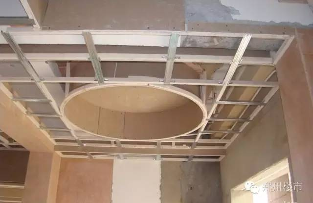 死磕装修隐蔽工程:吊顶和石膏板隔断墙怎么做才算规范?_6
