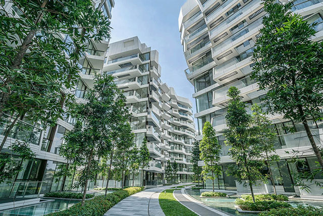 新加坡吉宝湾丽珊景住宅景观设计_9