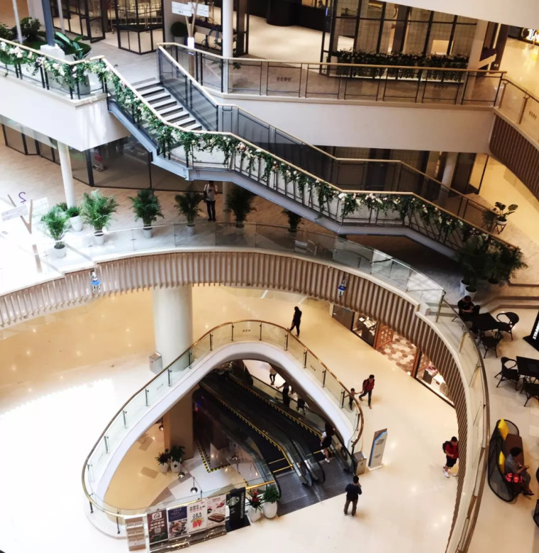 商业建筑设计24大要点,案例+多图预警!_23