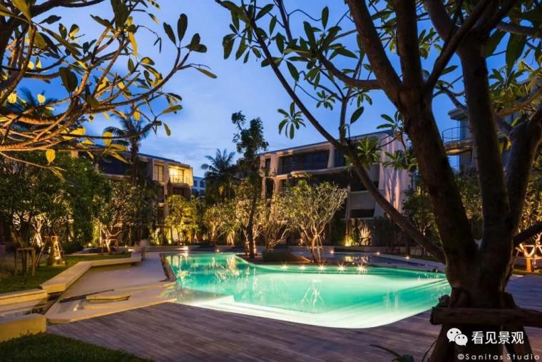 泰国10个最炫住宅景观精选_20