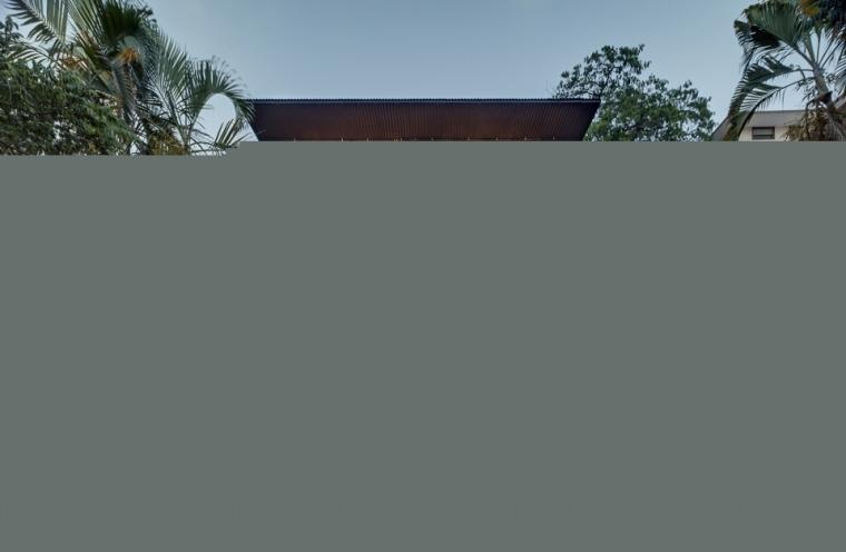 Bangalore庭院,印度/M9DesignStudio_12