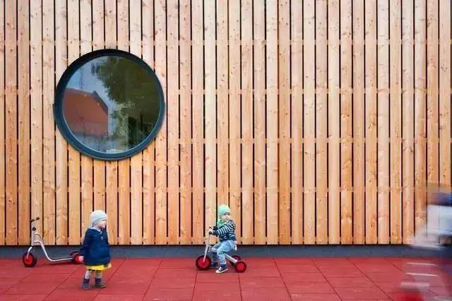 [创意必读]各国优秀的幼儿园景观设计欣赏_2