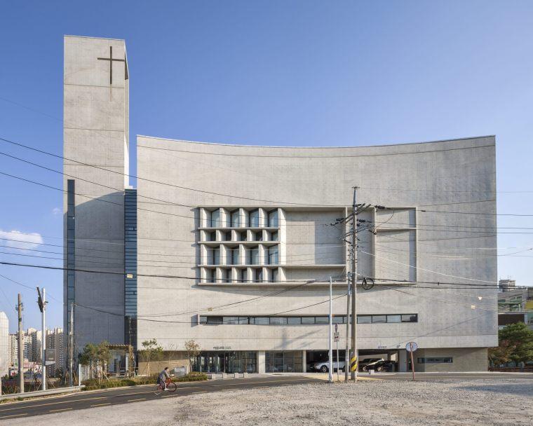 韩国厄姆教堂