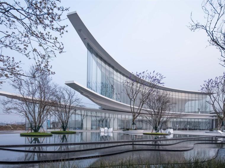 重庆江山雲出Legend未来人居艺术馆