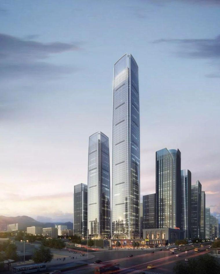 干货!贵阳在建最高建筑——贵阳国际金融中心结构设计要点!