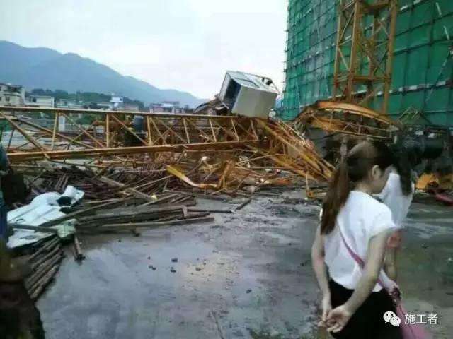 塔吊安全事故频发,该如何防止塔吊倒塌呢?