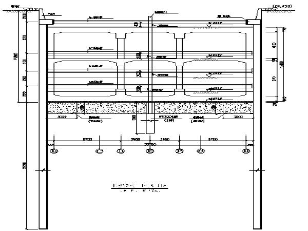 [武汉]轨道交通二号线地铁站土建工程(实施)施工组织设计(343页)
