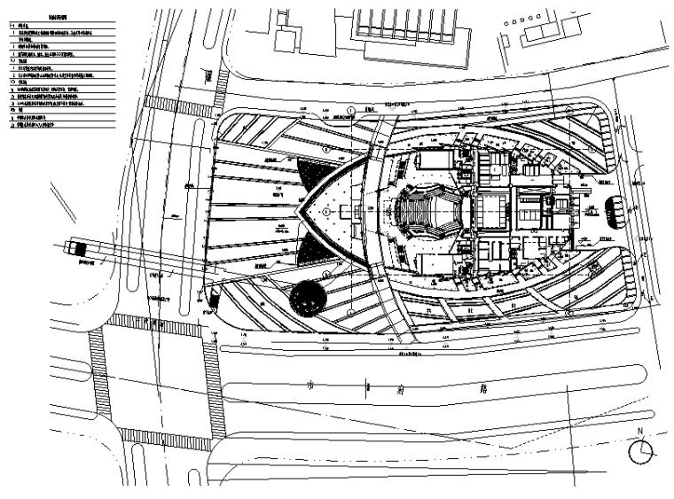 温州大剧院给排水工程施工图