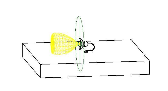 bim软件-revit族壁灯-托架