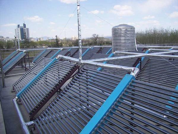 太阳能热水系统施工前各项准备工作