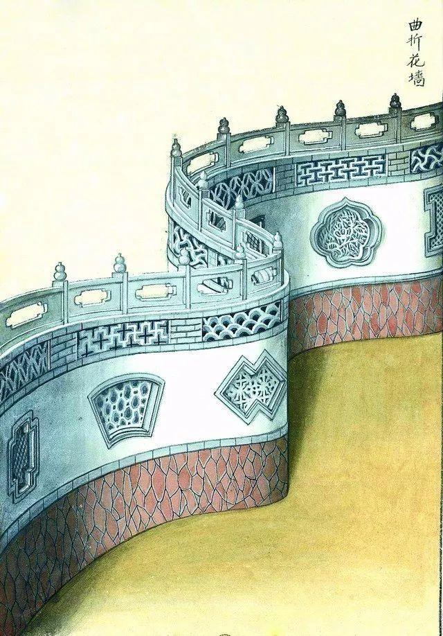 另一个视角:外国人画笔下的中式古典建筑_5