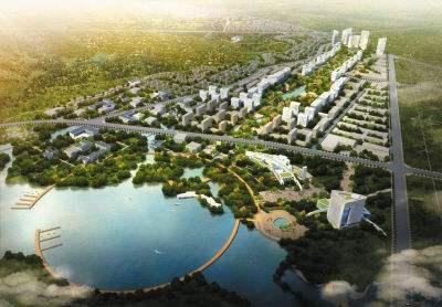 平谷区马坊物流园区WL-14地块商业金融项目
