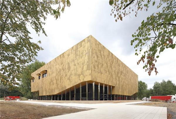 穿孔铝板/冲孔铝板将将建筑变为艺术品
