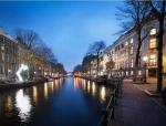 景观照明   2018阿姆斯特丹灯光节景观艺术设计