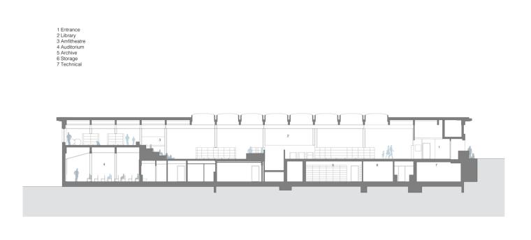 挪威格里姆斯塔德图书馆-23