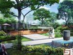 三秋地设计师助企业利用小空间打造大园林!