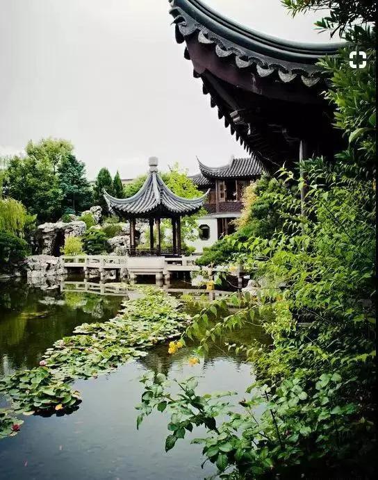中式庭院·美在诗里_1