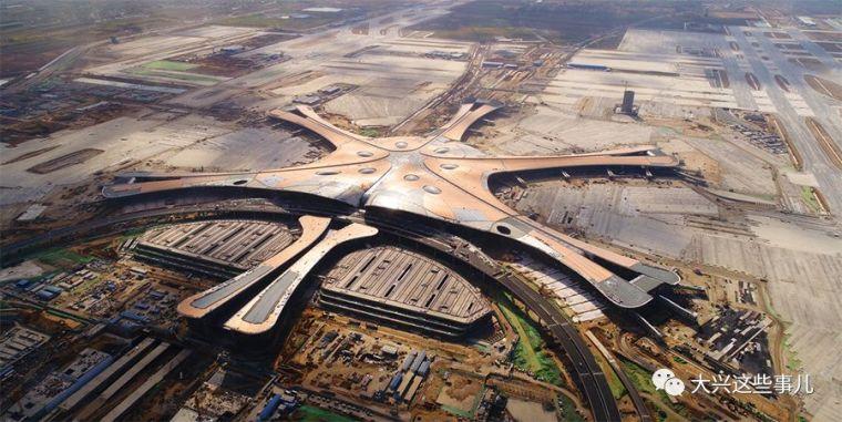 北京新机场地下:塞进了五条轨道线相当于一个北京站_1