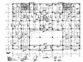 [江西]鋼混框架結構醫院門急診樓建筑結構施工圖(CAD、35張)