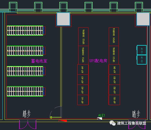 机房UPS供配电工程的实例解读