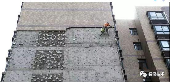 外墙保温层脱落原因及解决方案