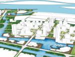 [福建]滨江商务区控制性详细规划景观概念设计文本PPT(96页)