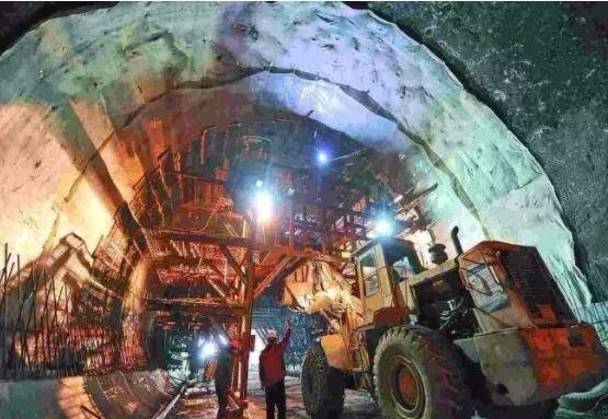 路隧道防水施工技术及运用