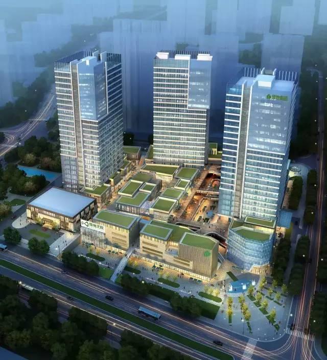 商业建筑空间模型如何建构?