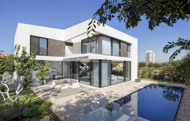 以色列CH现代住宅