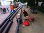 北京及周边马路顶管/非开挖过路施工+图片