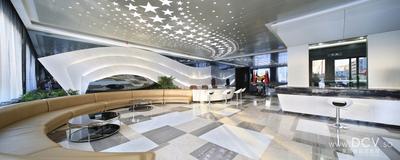 西安金融机构设计-洛川鼎信投资管理公司办公室_3