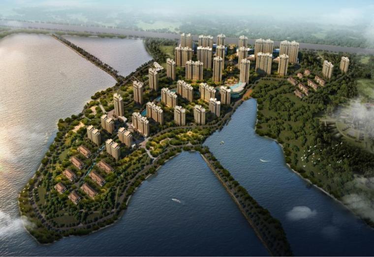 [湖北]高层新古典主义风格塔式住宅建筑设计方案文本