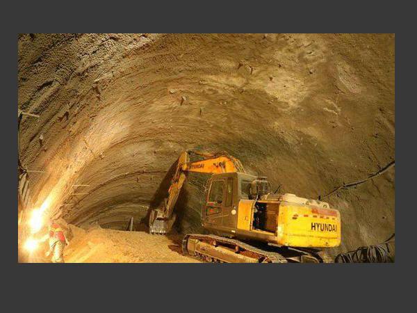 黄土隧道围岩理论分析