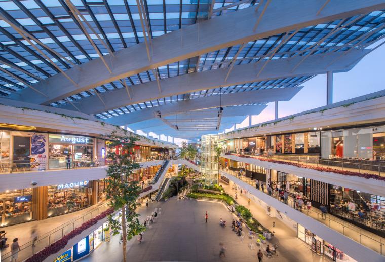 泰国Megabangna山谷购物中心实景图 (12)