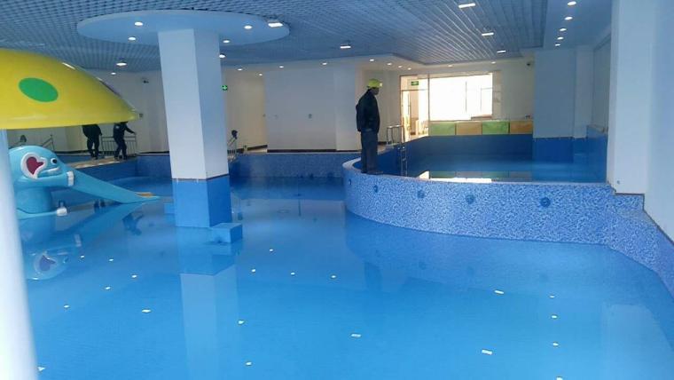 儿童泳池深度应为多少?儿童泳池设计标准是什么?