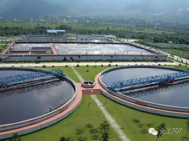 一、二、三级污水处理工艺,超细致讲解!