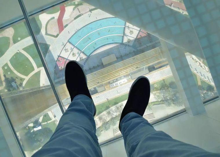 2018年迪拜用3个亿造了个冲破天际的相框_16
