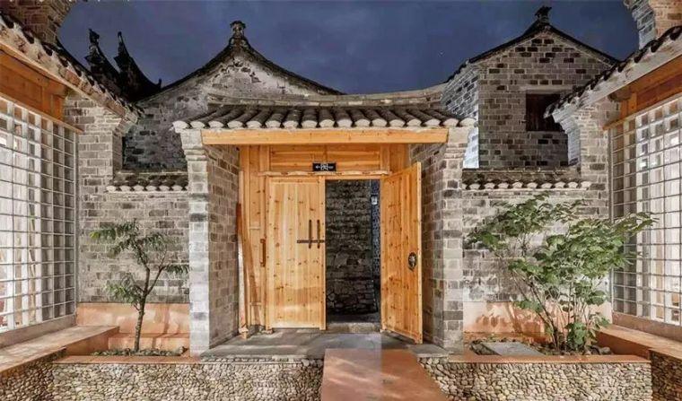用中國最傳統的方式建造:寧波潤舍民宿