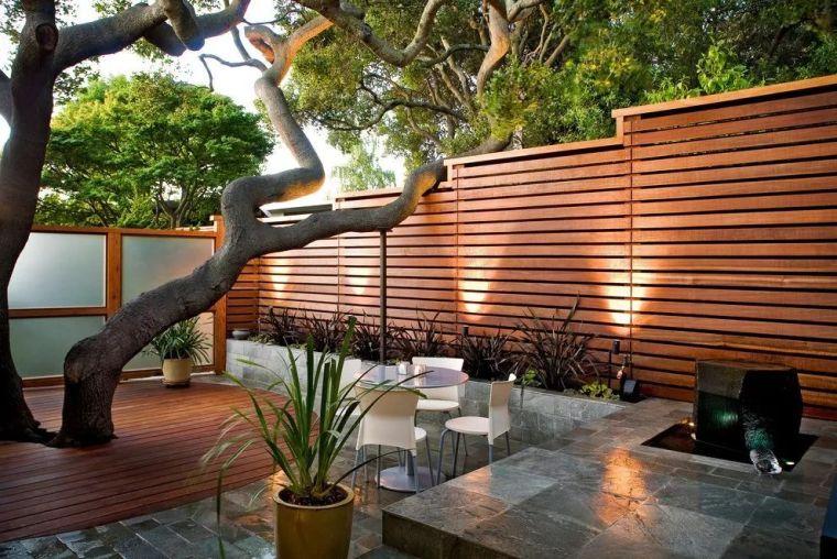 用心设计过的围墙,能让你家小院瞬间与众不同!_4