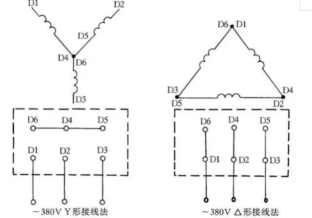 12种常用的电气设备接线图_2