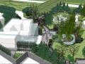 潮白河孔雀城酒店(临时售楼处)方案深化设计——泛亚国际