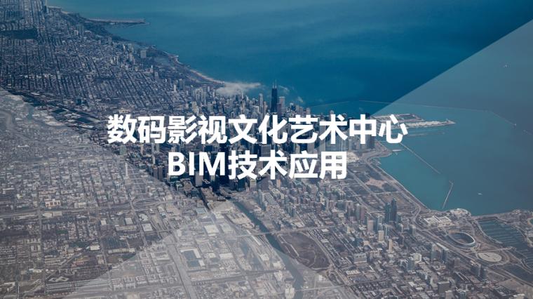 数码影视文化艺术中心BIM技术应用