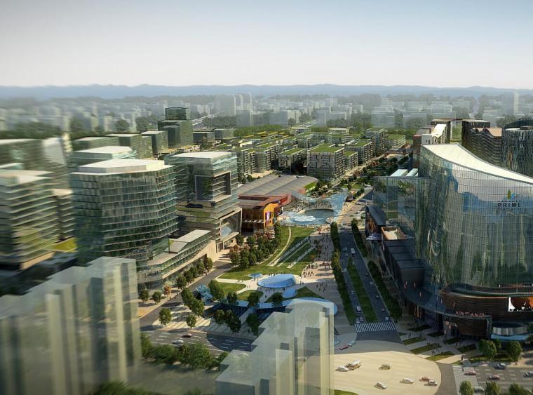 [江苏]大型综合商场创新创业建筑方案文本(JPG+195页)