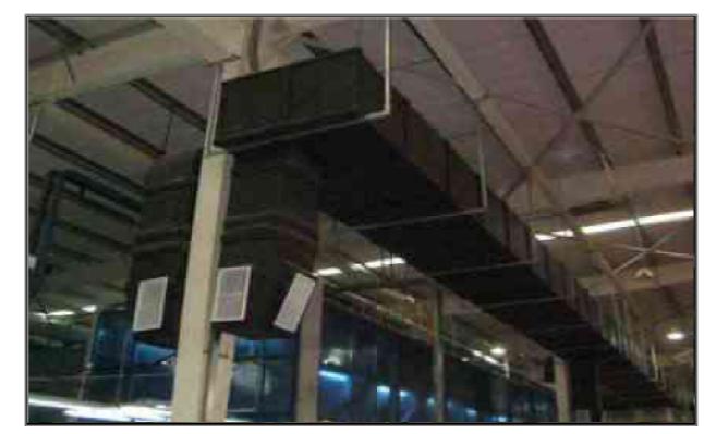 小型旅客站房暖通施工方案