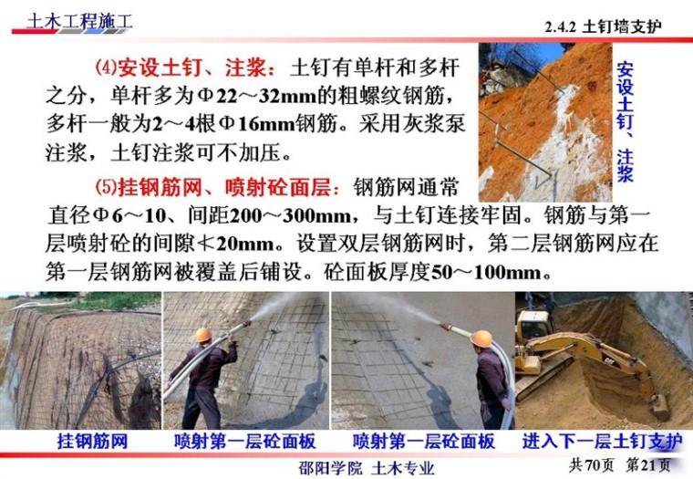 边坡支护工程施工与基坑的支护、降水_15