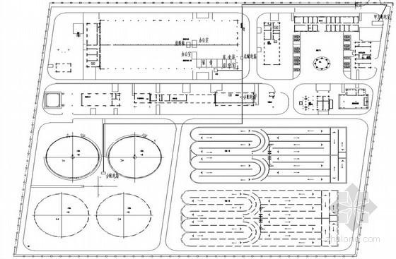 [河北]大型污水处理工程设备安装工程施工组织设计