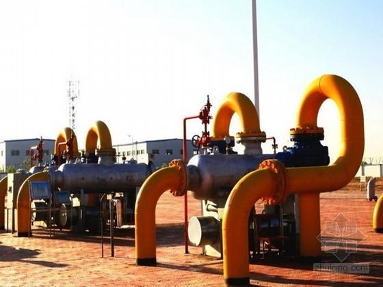 [黑龙江]工业油田管道安装工程监理规划(附流程图 含气站建设)